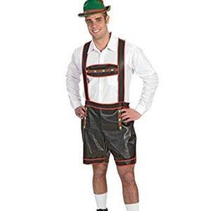 Yodel Costume